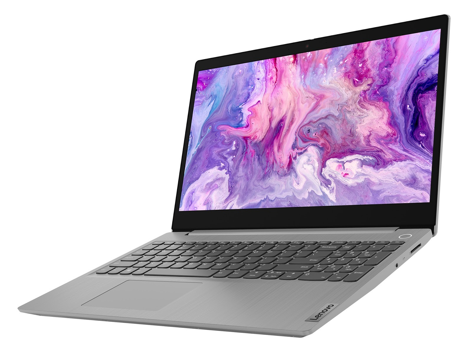 Фото 1. Ноутбук Lenovo ideapad 3 15IML05 Platinum Grey (81WB00A9RA)