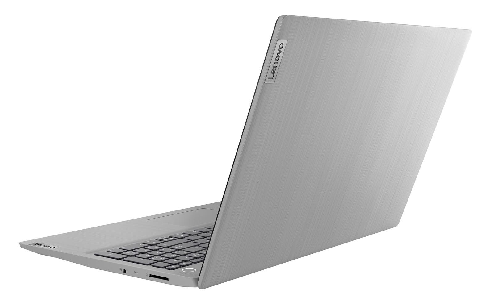 Фото 2. Ноутбук Lenovo ideapad 3 15IML05 Platinum Grey (81WB00A9RA)