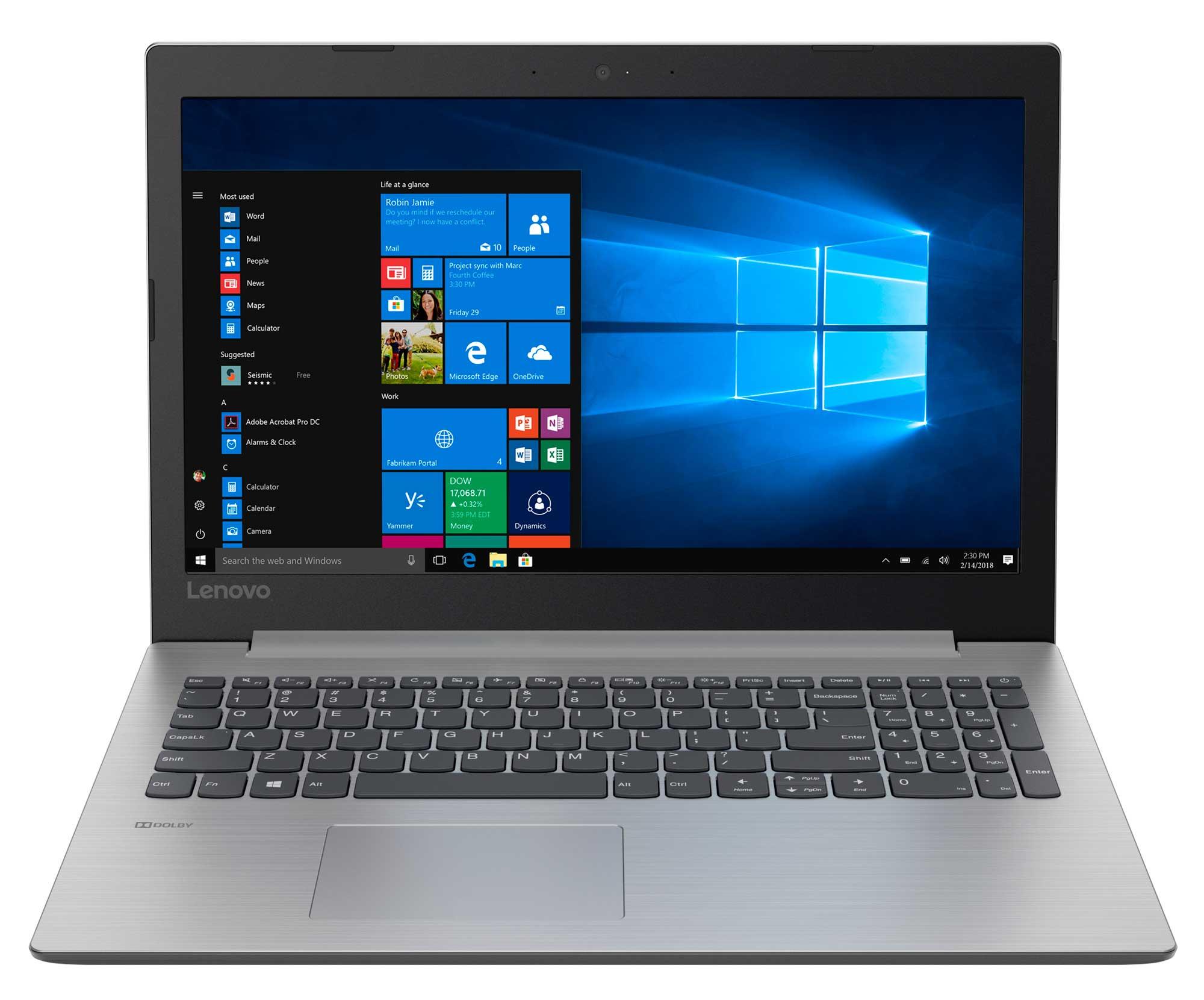 Notebook  Lenovo  Ideapad  Ideapad  330S 15.6 FHD  I7-8550U, 12GB,1TB, GTX 1050 4GB, NO OS, 3 year warranty